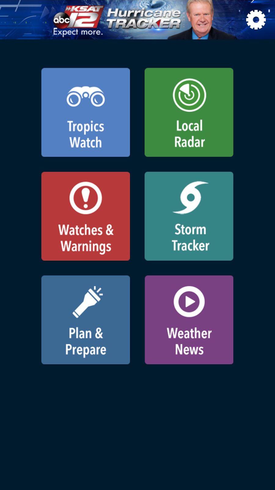 Ksat12 Hurricane Tracker Weather Group Ios News Ios News Hurricane Tracker