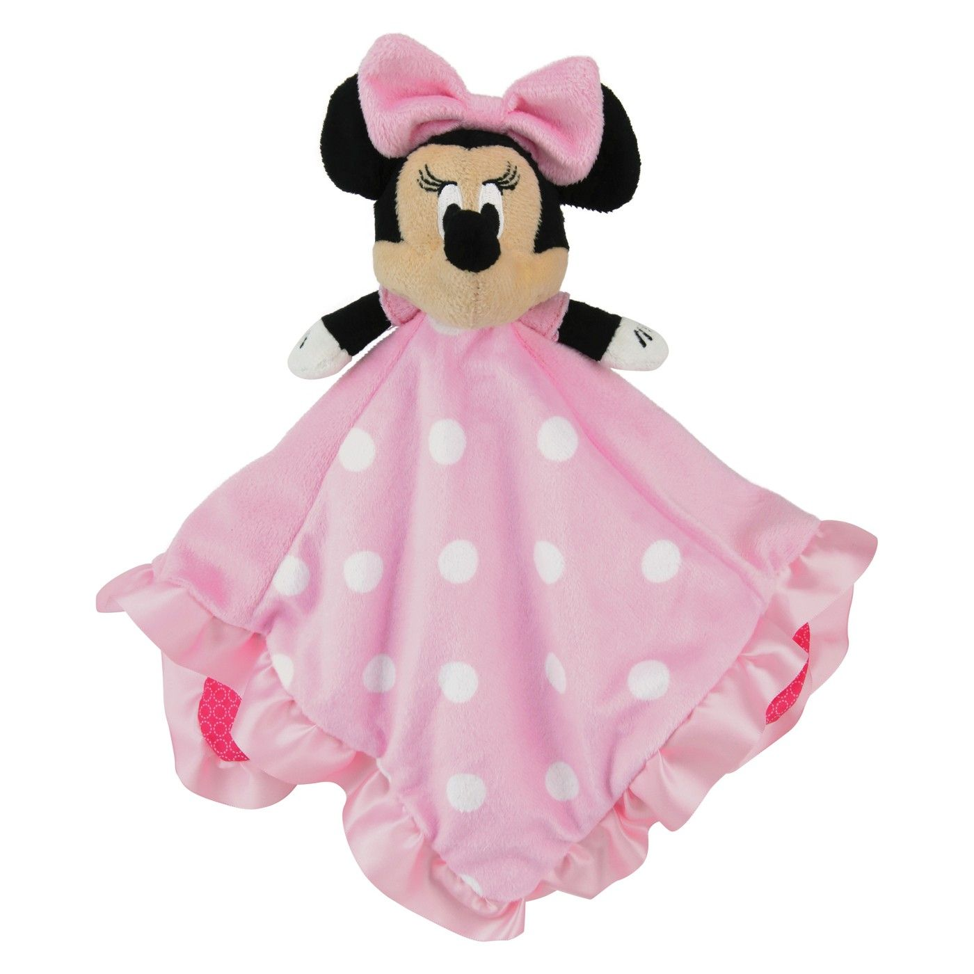 90b290bb56b6 Disney Baby Minnie Mouse Blanket - image 1 of 1