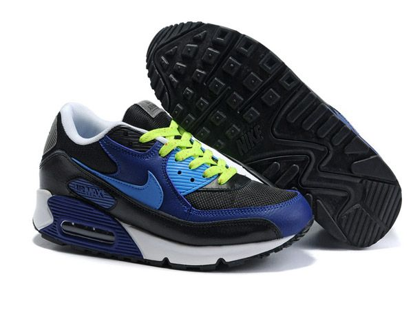 best service 93f23 39b90 309299-030 Nike Air Max 90 ACG Pack Black Vibrant Blue Royal AMFM0650