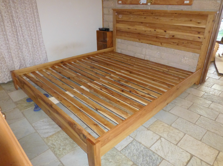 Diy Bed Plans King Size Bed Headboard Headboards For Beds Headboard Plan
