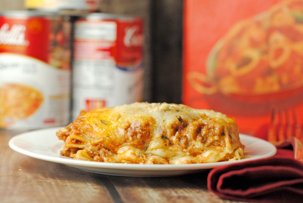 Campbells mushroom soup recipes lasagna
