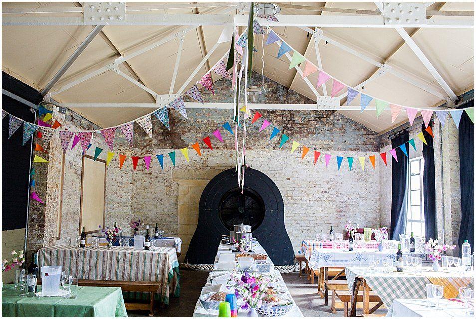 One Friendly Place Wedding Venue London Image Frances Carlisle