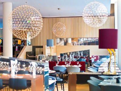 Hamburg-Stockholmer Crossover Küche im Restaurant H2O im Scandic - hamburger küche restaurant