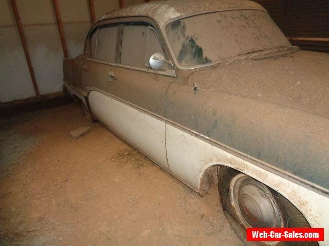 Dodge Kingsway Coronet 1956 Genuine Barn Find Original Complete RARE Mopar Forsale