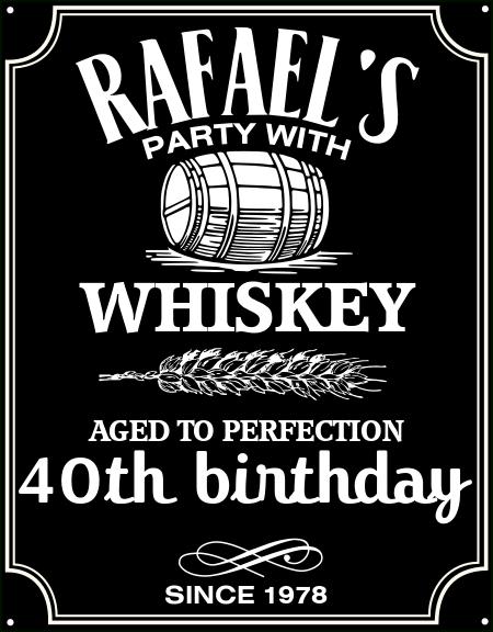 Whiskey Label Logo Festisite Whiskey label, Labels