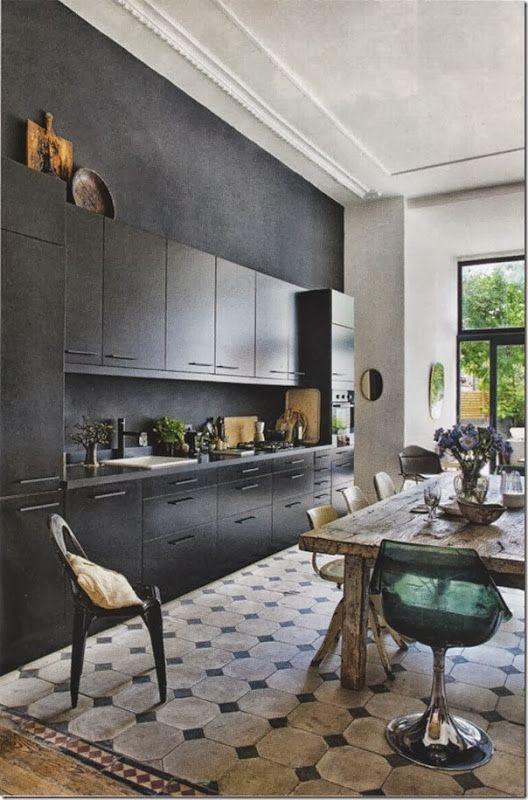 Case e interni casa a bruxelles toni neutri mobili for Interni case bellissime