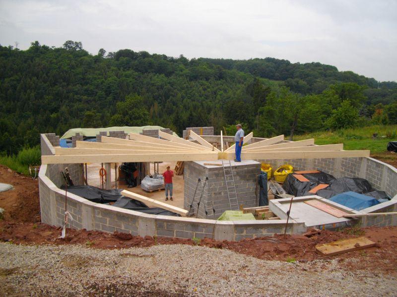Construire une maison en Super Adobe à un coût dérisoire - prix de construction d une maison