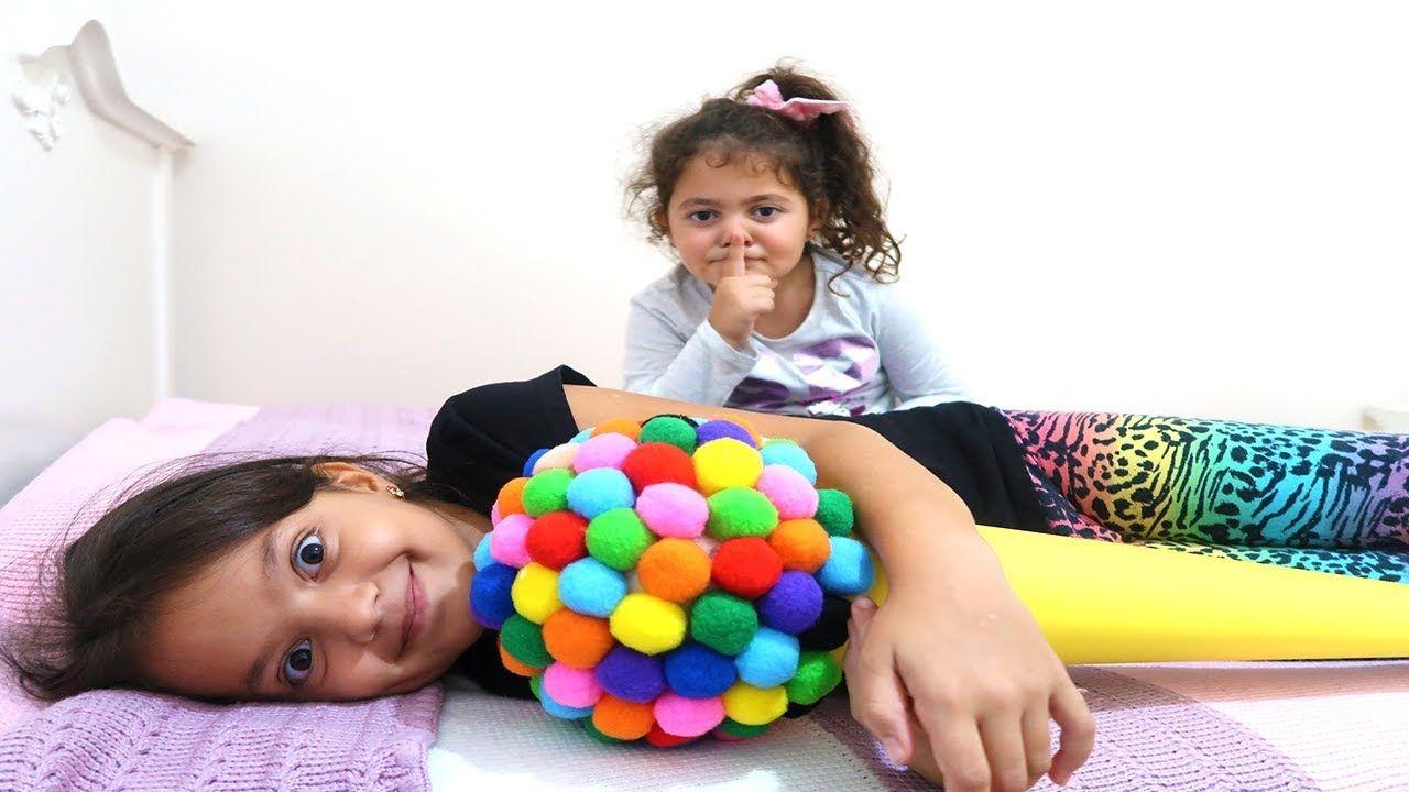 Oyku And Masal Johny Johny Yes Papa Magic Ice Cream Fun Kids Video Entertainment Bebek Yelek Bebek