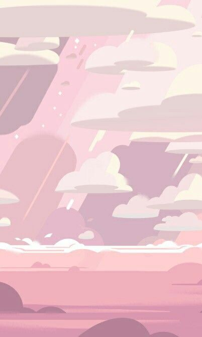 Steven Universe Cloud Wallpaper Steven Universe Background