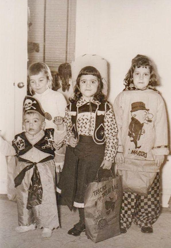 +~+~Vintage Photograph~+~+ Halloween Night ~ 1950  sc 1 st  Pinterest & Vintage Photograph~+~+ Halloween Night ~ 1950 | VINTAGE ~ LiFe ...