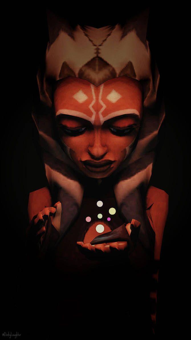 Ahsoka Tano by DorkyLaughter   Star wars art, Star wars ...
