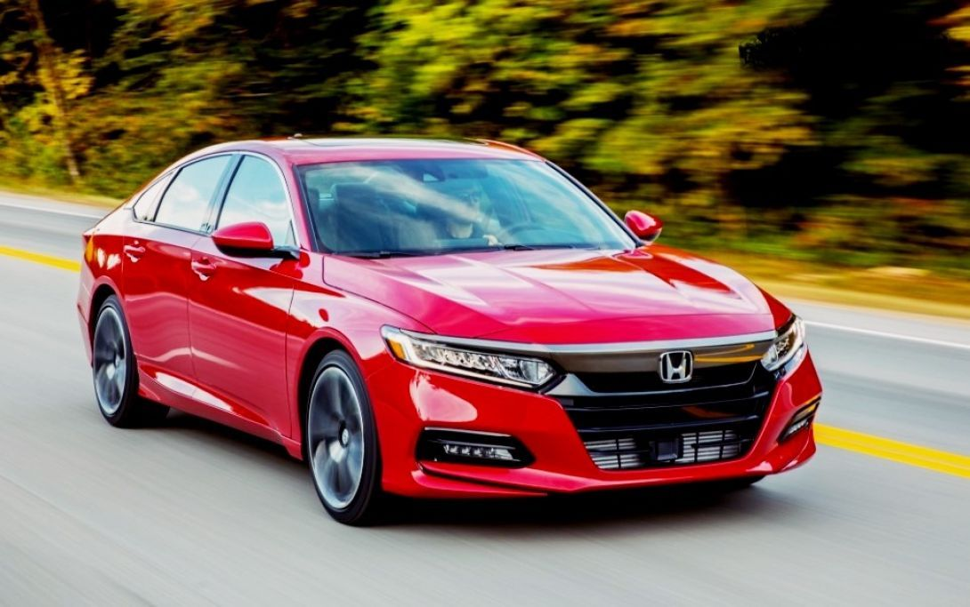 2020 Honda Accord MidCycle Redesign Followed With High