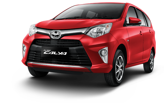 Paket Kredit Toyota Calya Bandung 2019. Asuransi All Risk