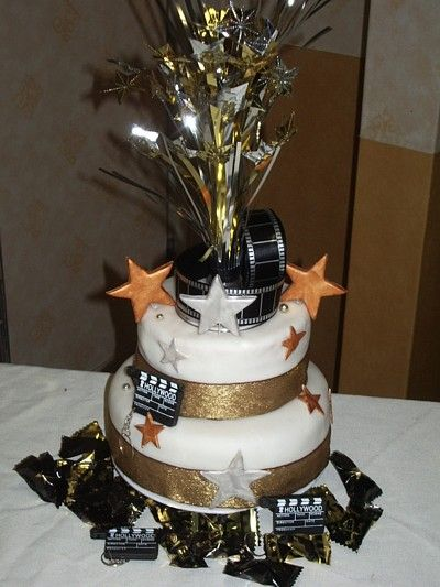 Black And Gold Party Theme