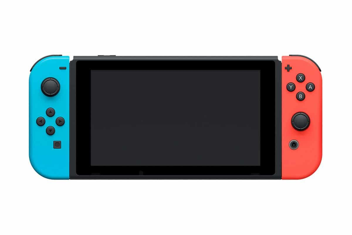 What S The Hole Under The Nintenndo Switch Screen Nintendo