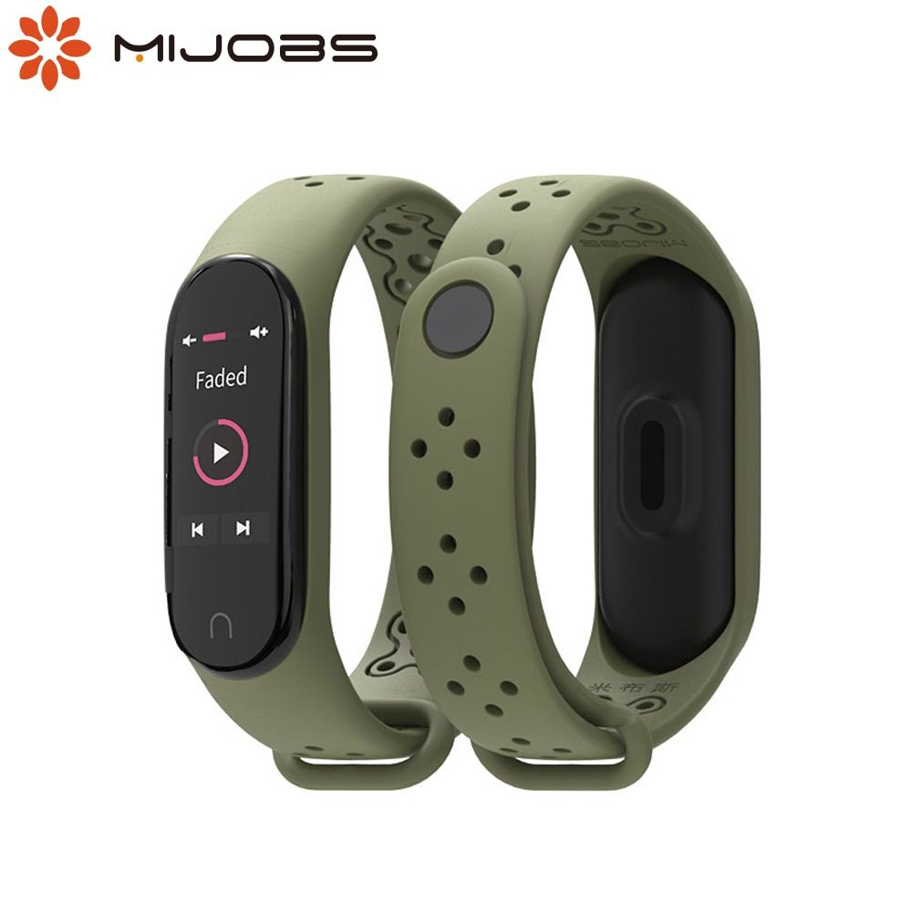 Nfc Global Version Mi Band 5 Strap Bracelet For Xiaomi Mi Band 4 Strap Sport Smart Mi Band 3 Strap Wristband Correa Miband Fitness Tracker Band Wearable Device