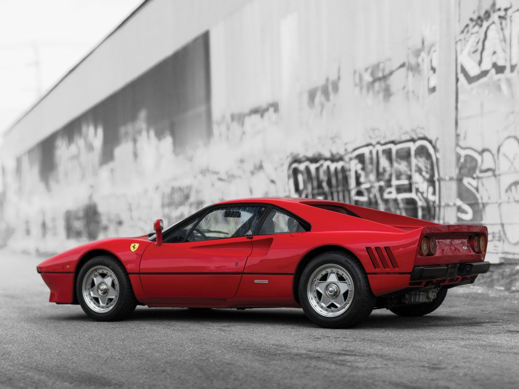 here s the ferrari 288 gto evoluzione a prototype in which they based the f40 description from skyscrapercity com i searched for this on bi