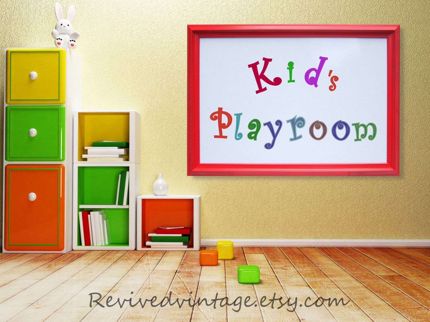 Magnetic DRY ERASE BOARD For Sale Kids Playroom Decor Organization ...