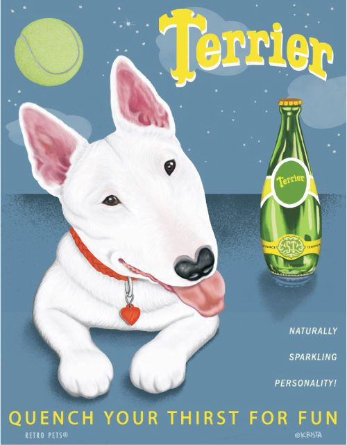 Bull terrier — 40% DE DESCUENTO |platanimal