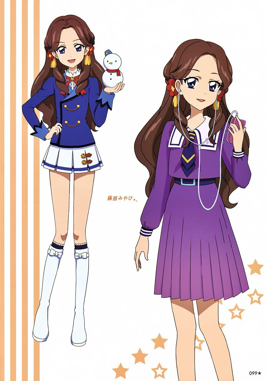 Pin By Alice On Aikatsu All Idols Yandere Anime Disney Characters