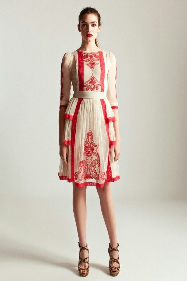 Alice by Temperley / Botanical Dress