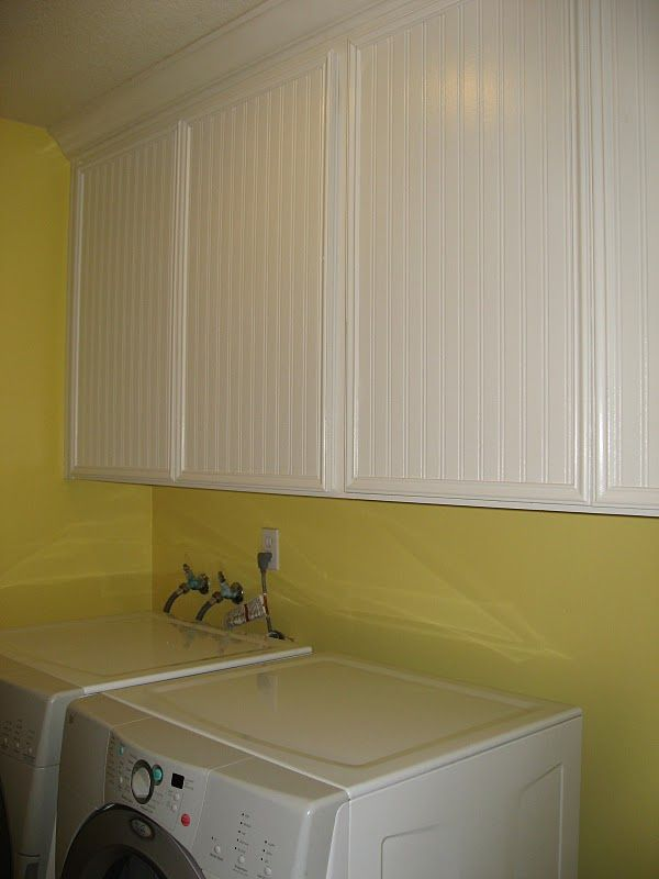 Beadboard Wallpaper On Laminate Cabinets This Exactly What I Want To Do Just Need Help Think