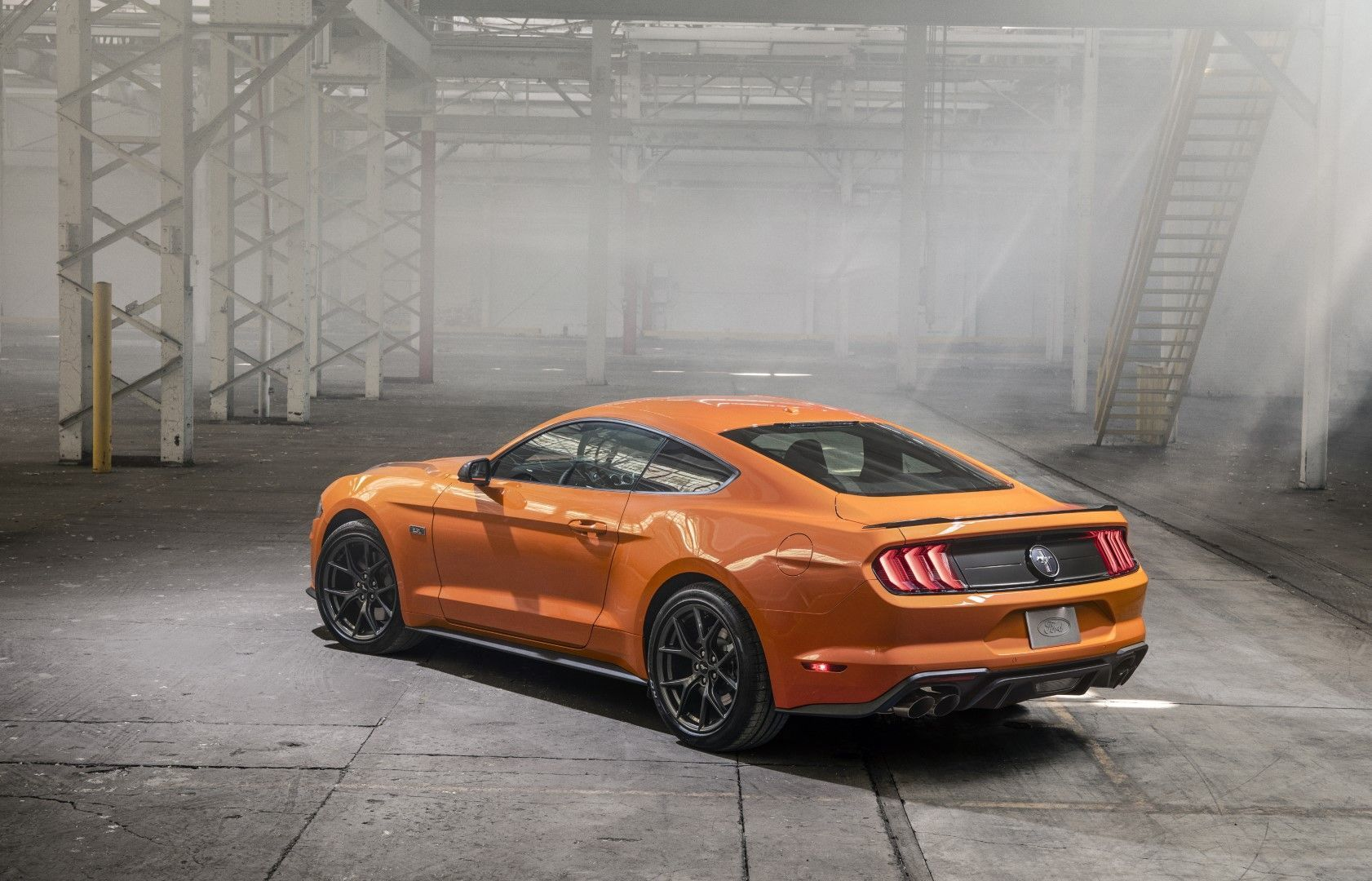 2020 Ford Mustang High Performance Package 2 3l Dohc I4 Ecoboost