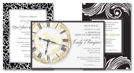 new years eve wedding invitations Google Search our wedding