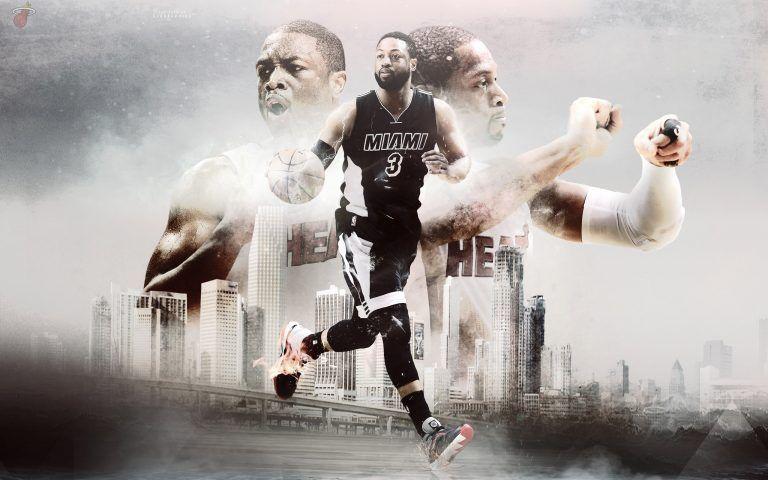 D Wade Miami Heat Dwyane Wade Wallpaper Miami Heat Sports Wallpapers