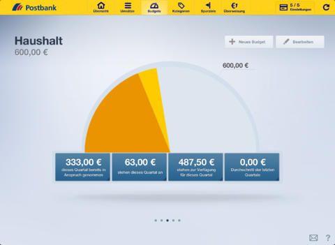 Postbank Ipad Finanzen Post Bank Ipad