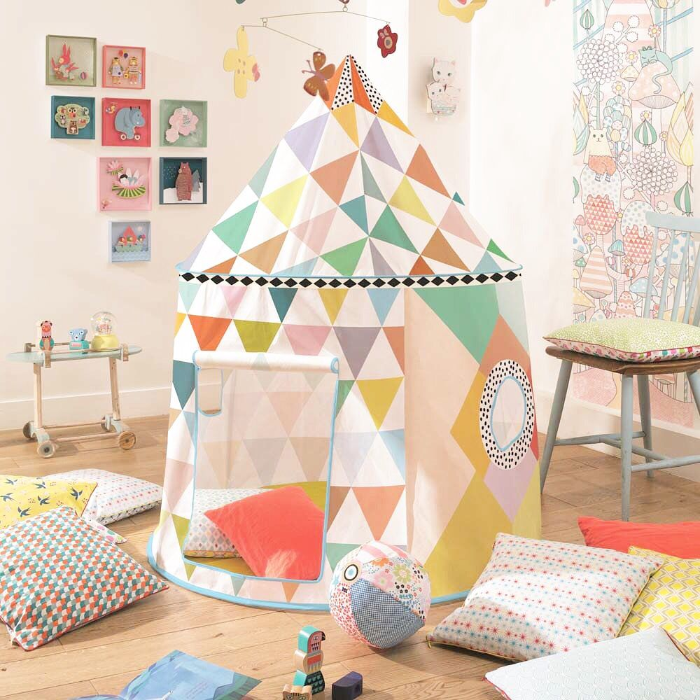 Babies · Beautiful play tent ...  sc 1 st  Pinterest & Beautiful play tent by djeco available at @frenchblossom | Baby ...