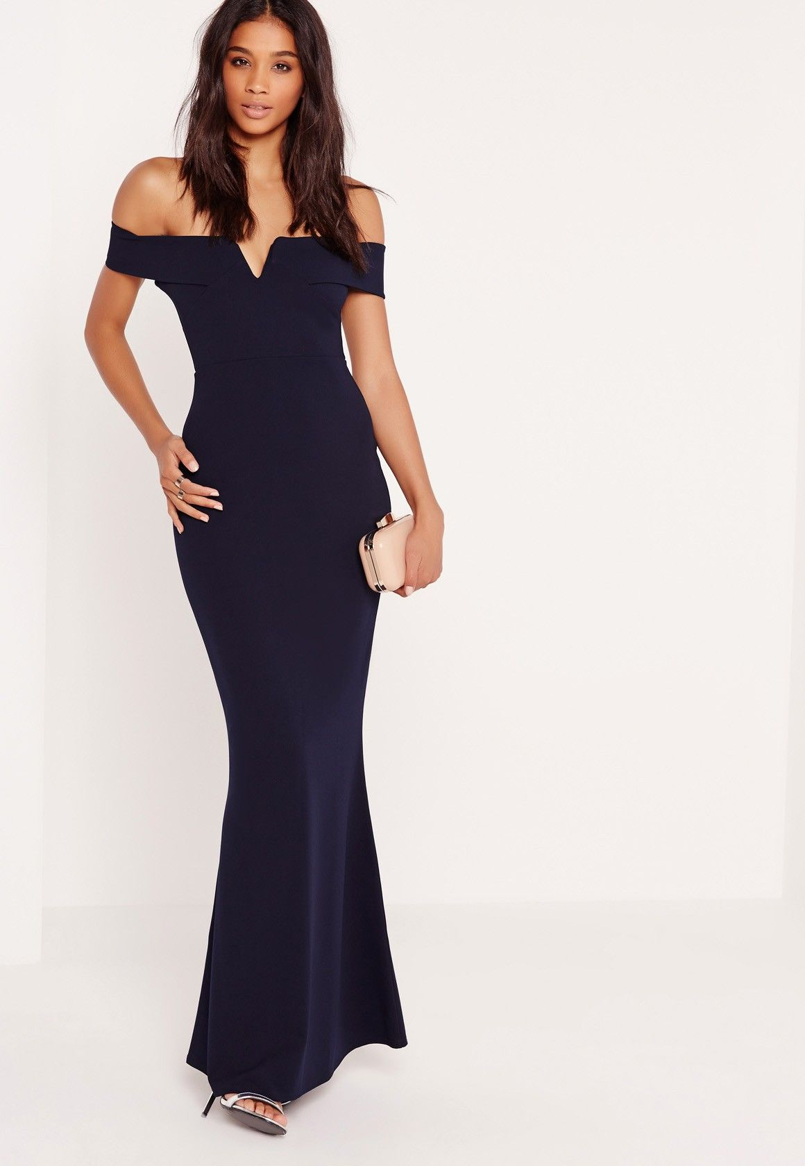 6b1f1f07084e Max out your wardrobe and own the night in this babin  beaut! Featuring a  navy blue hue
