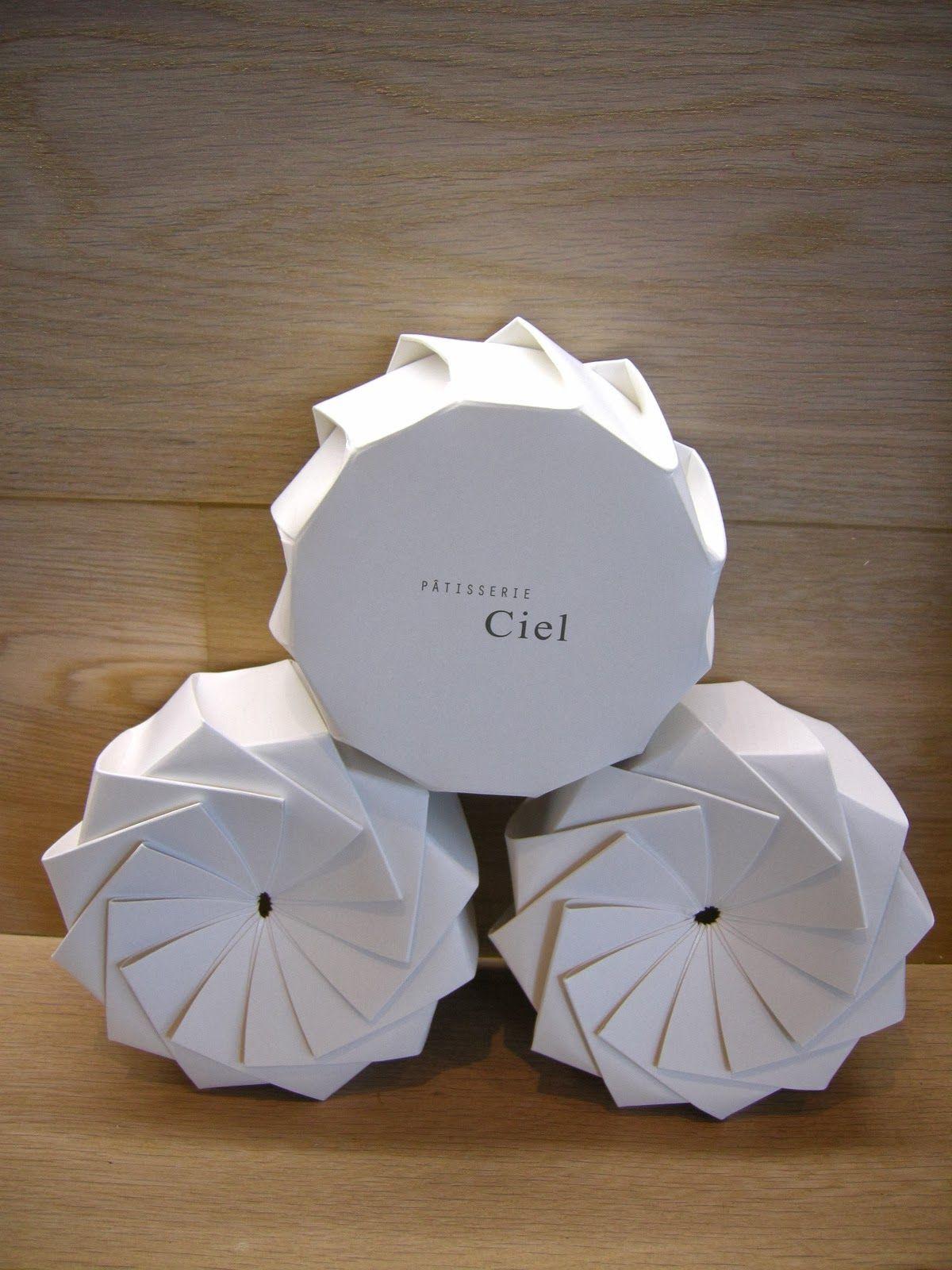 Boite origami tuto origami pinterest origami boite et tuto - Comment emballer un cadeau rond ...