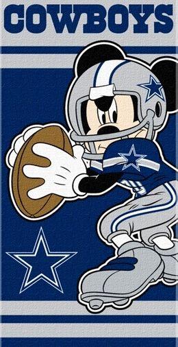 6d6d709bc2c Dallas Cowboys Mickey Mouse | DCFAN4LIFE | Nfl dallas cowboys ...