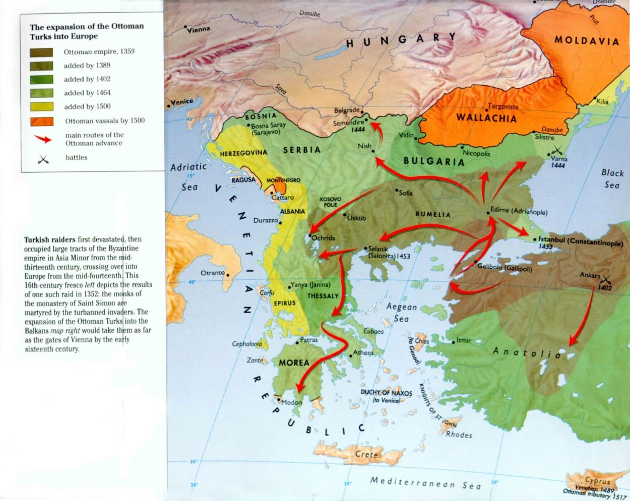 an analysis of the balkans rise against the ottoman empire The ottoman empire, also historically known in western europe as the turkish empire or simply turkey, was a state that controlled much of southeast europe, western asia and north africa between the 14th and early 20th centuries.