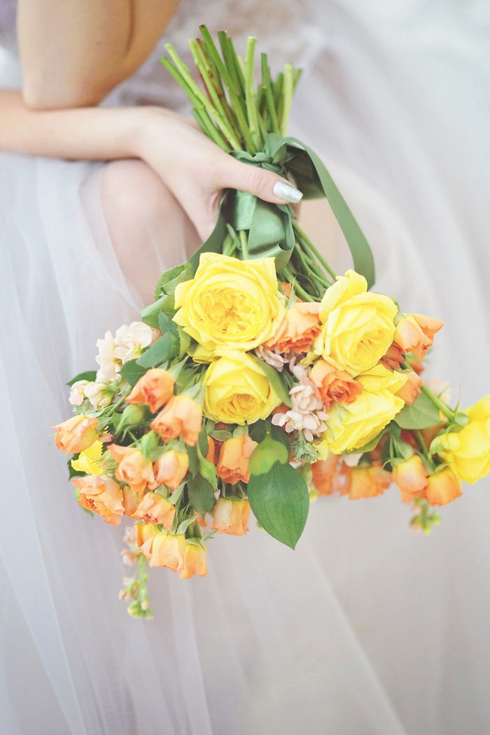 yellow boquet | fabmood.com