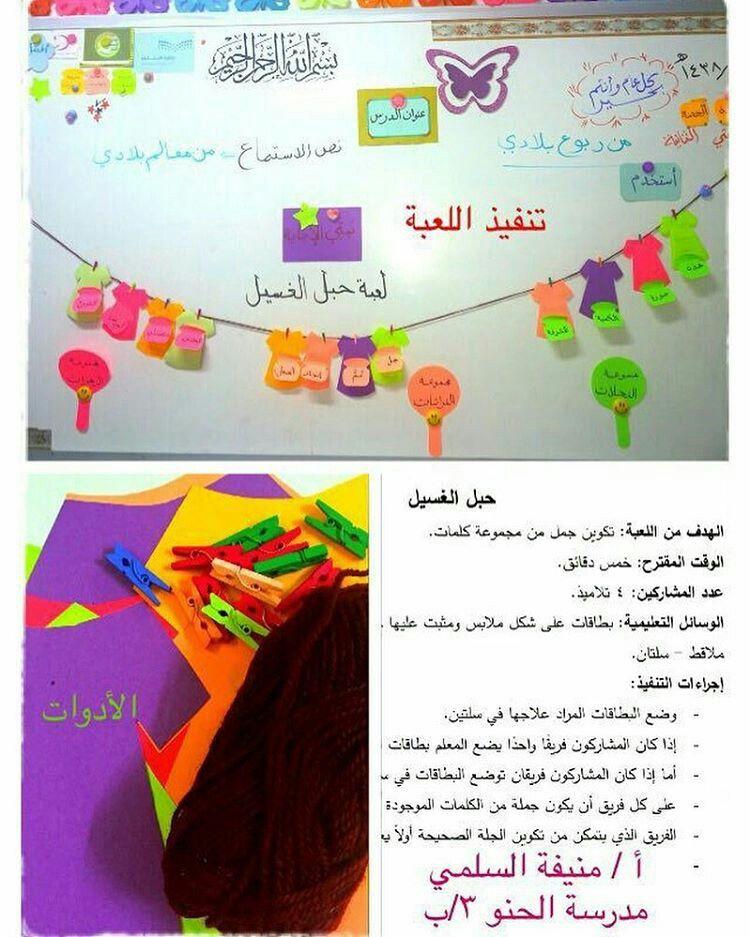 لعبة لتكوين جملة من عدد من الكلمات Arabic Alphabet For Kids Learn Arabic Language Learning Arabic
