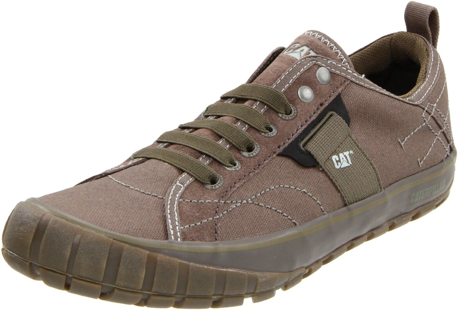 aa97e1d995a32 Amazon.com: Caterpillar Men's Neder Canvas Lace-Up Sneaker: CAT  CATERPILLAR: Shoes