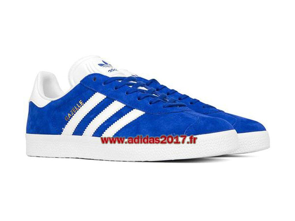 Adidas Gazelle boutique bleu
