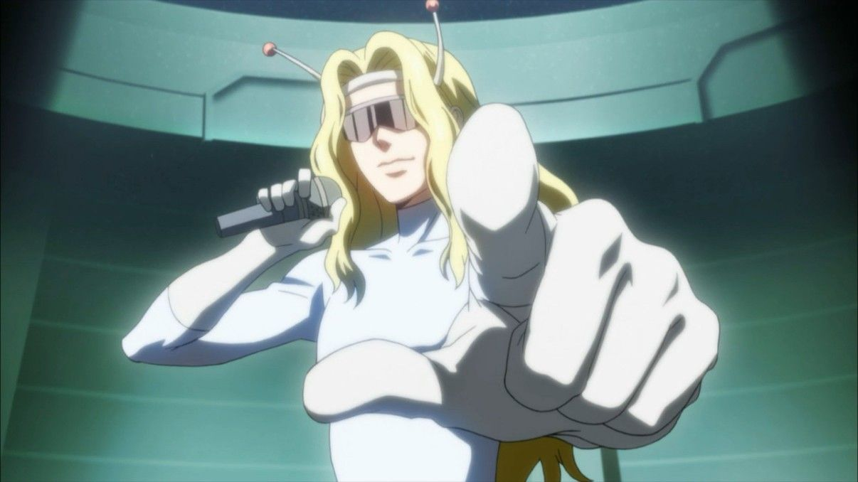 Kết quả hình ảnh cho Level E anime