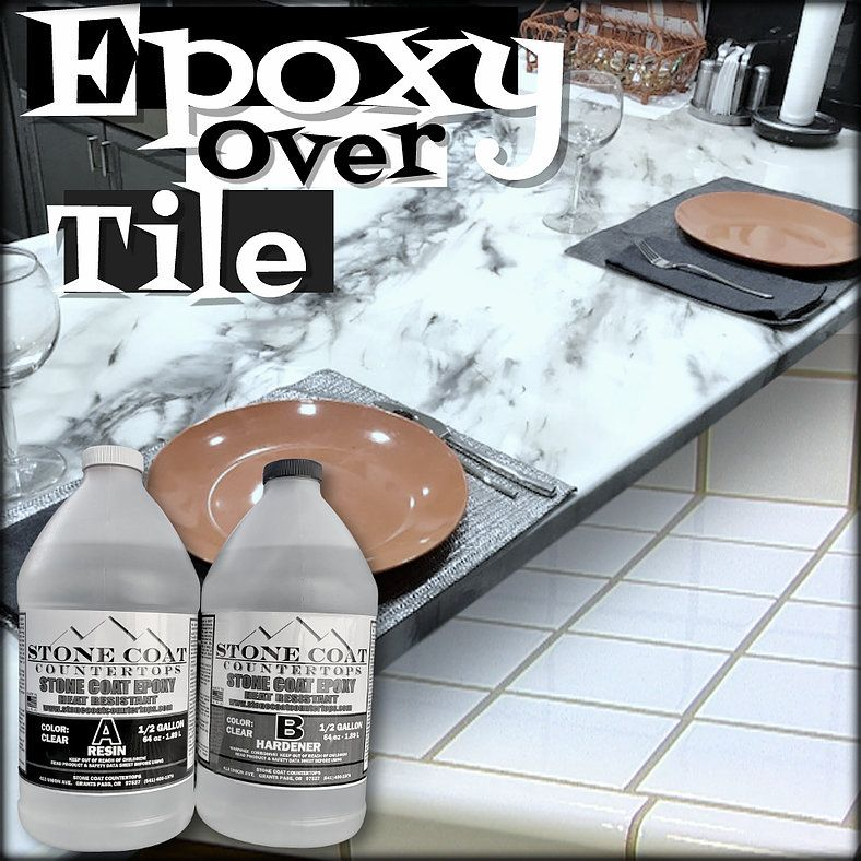 epoxy countertop