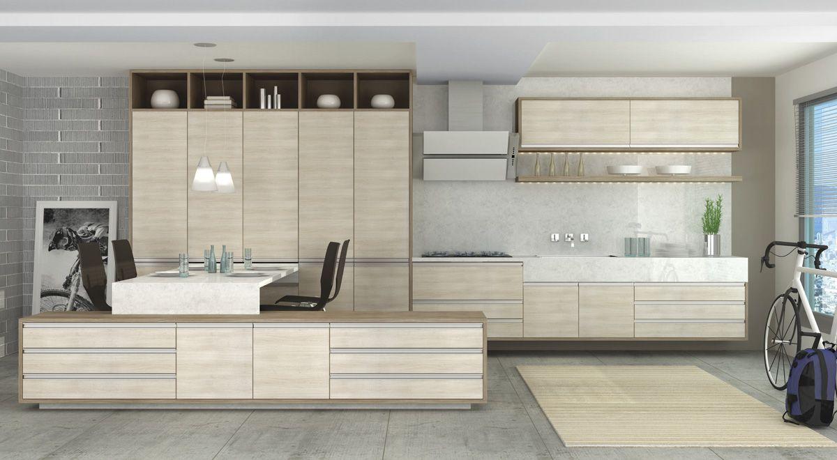 Cozinha Planejada Moveis Planejados Residencias Ambientes  ~ Armario De Cozinha Juliana Afaca De Cozinha Tramontina