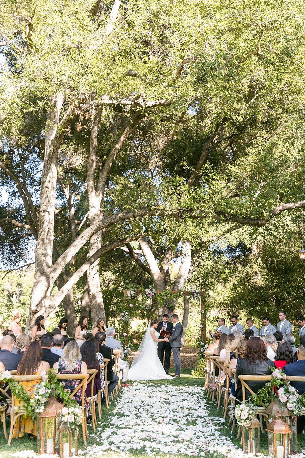 Temecula Creek Inn wedding venue in Temecula, California