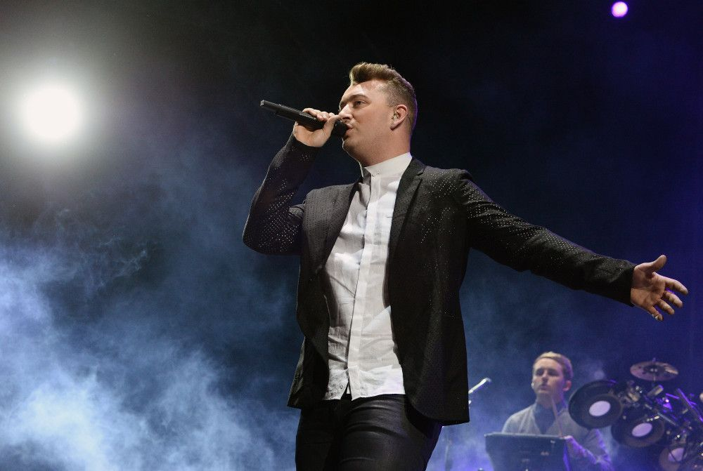 Sam Smith Ahead of the Pack for the 2015 Grammy Nominations | PressRoomVIP