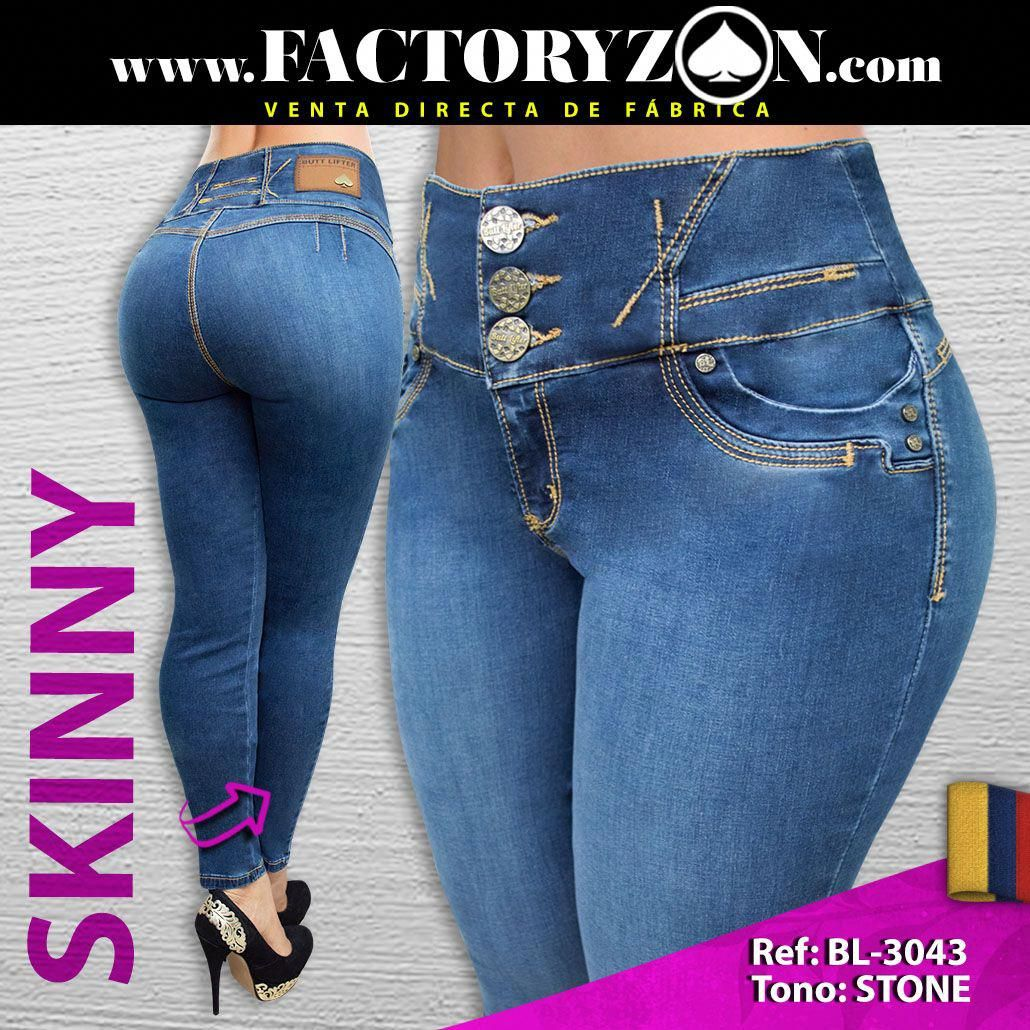 793253d172 Jeans BL-3046 Madera Skinny in 2019