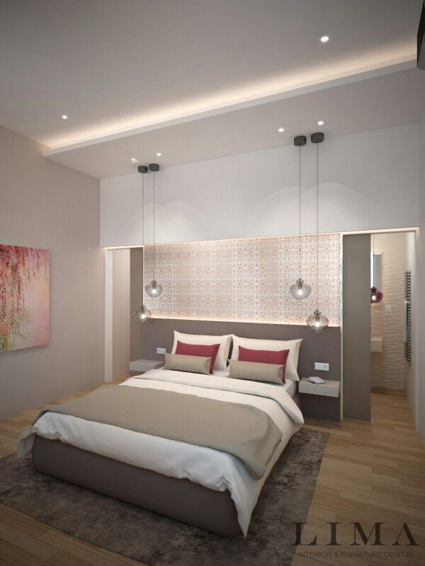 Pin By Jennie Abrill On ötletek Hálószoba False Ceiling Living Room Ceiling Design Bedroom False Ceiling Bedroom