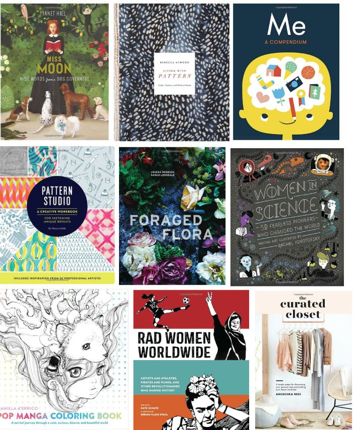 19 Books For Our Gift Guide
