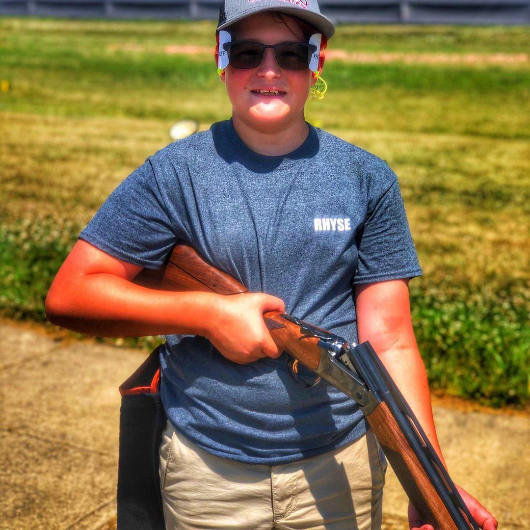 Pin on Shotgun Sports