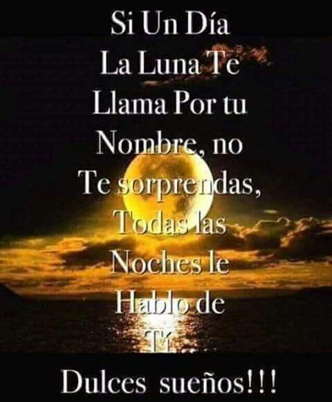 Pretty Good Night Quotes: Buenas Noches Frases