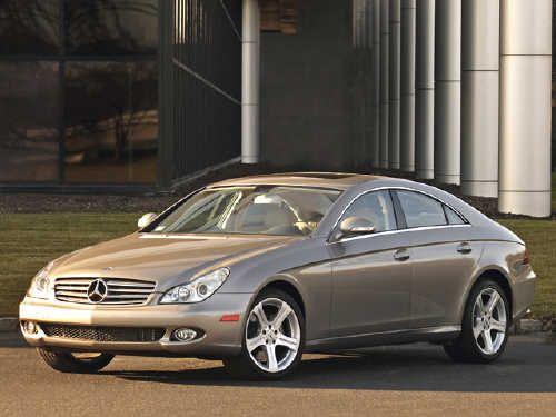Mercedes Benz Cls 500 Autos Deportivos